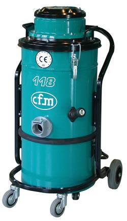 Aspirateur CFM 118, par GEDO